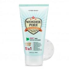 Пенка для очищения пор   Wonder Pore Deep Foaming Cleanser   ETUDE HOUSE