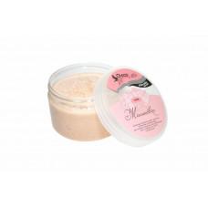 Сахарный крем-скраб для тела  СОРБЕ МАЛИНОВКА  малина и клюква, очищает кожу, устраняет сухость и шелушение  280g ChocoLatte