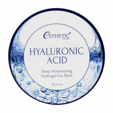 Гидрогелевые патчи   ГИАЛУРОН   Hyaluronic Acid Hydrogel Eye Patch   Esthetic House