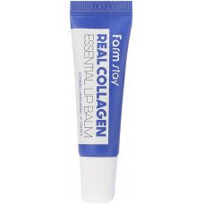 Суперувлажняющий бальзам для губ с коллагеном   Real Collagen Essential Lip Balm   10ml Farmstay