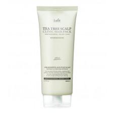 Маска-пилинг для кожи головы с чайным деревом   Tea Tree Scalp Clinic Hair Pack    200ml   La'dor