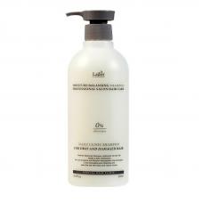 Увлажняющий бессиликоновый шампунь  Moisture Balancing Shampoo  530ml    La'dor