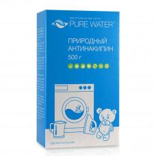 Натуральный природный   АНТИНАКИПИН   Pure Water 400g